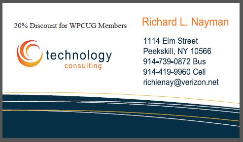 RN Business card